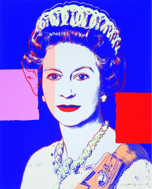 Las QUEENS de ANDY WARHOL fashion art miss balanta, elegante poo art best pic