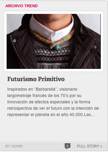 futurismo primitivo