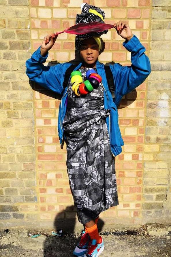 moda callejera street fashion afro fashion