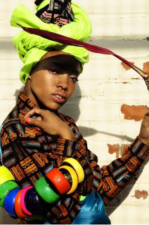 moda callejera street style fashion afro