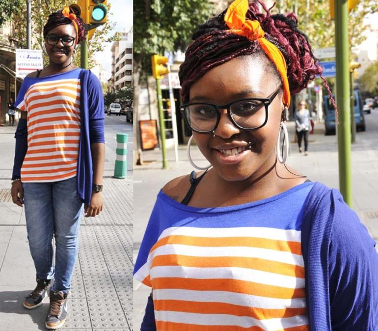 moda callejera afro