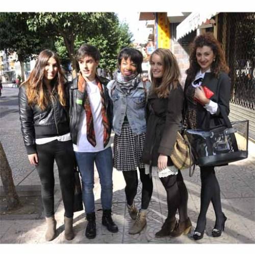 moda callejera, street fashion