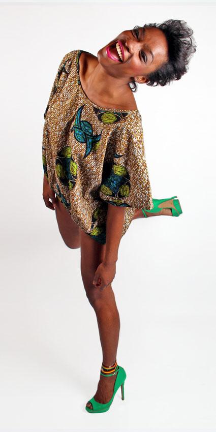 tribal chic with miss balanta