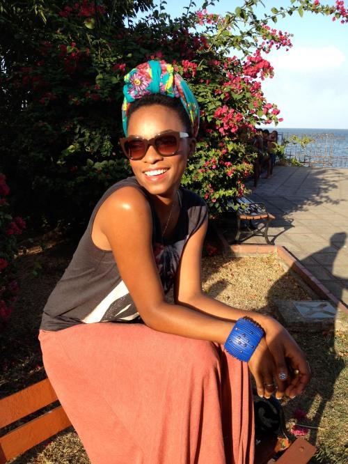turban, moda urbana afro