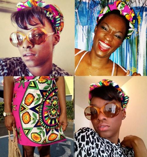 turbans afro africa street fashion
