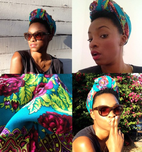 turbans afro africa street fashion