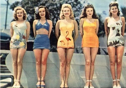 street style bikini moda callejera