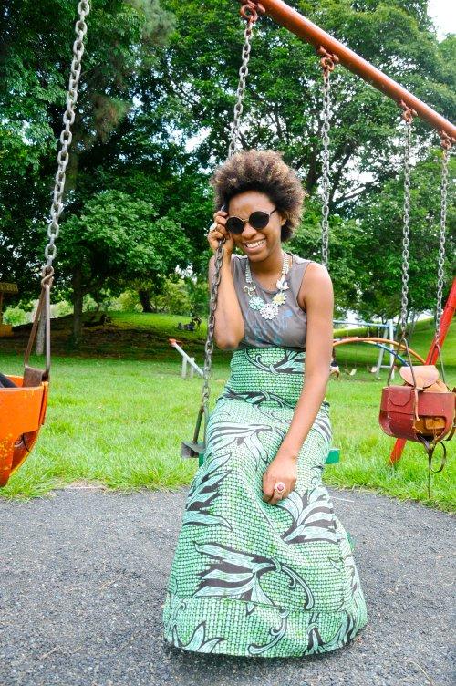 Street style fashion afro styling panama colombia latino america