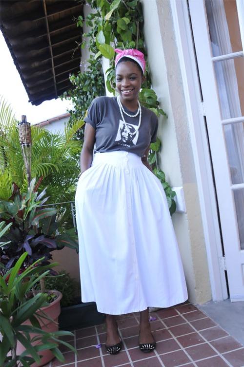 urbantes africano, moda 40's,  miss balanta, outfits, fashion afro moda en latino america colombia panama