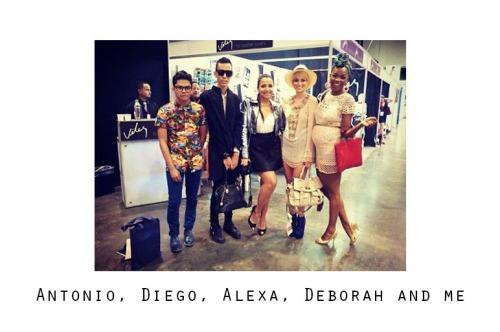 Panamanian Fashion Bloggers Association panama moda latino ameria fashion week panama